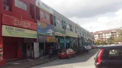 Office Facing Main Road Taman Putra Perdana Puchong