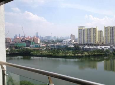 Zen Suites Zetapark, Setapak above Shopping Mall ( Tenanted RM1450 )