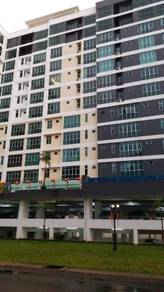 Condominium#for rent#taiping cornerstone#fully furnished#new