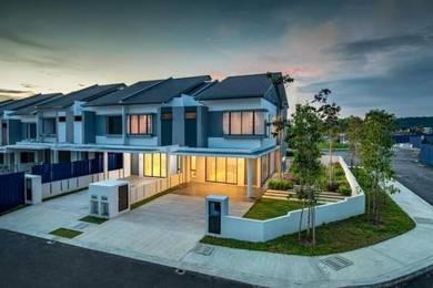 NEW HOUSE 2 Storey Terrace House Residensi Lambaian 2 Bangi UKM