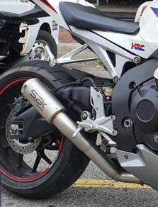 Ekzos Honda CBR1000 RR SBK GP1 63mm Exhaust