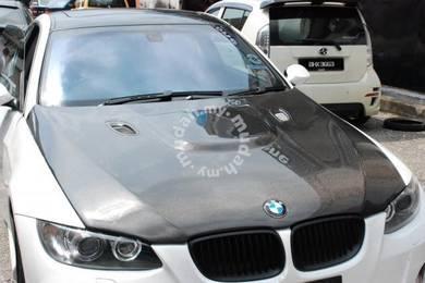 BMW E92 Carbon bonnet BMW E92 M3 bonnet carbon