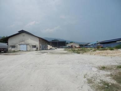 Sungai Buloh - 2.75 acres vacant industrial land