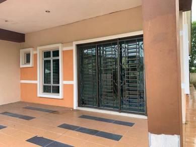 Single storey semi-d warisan puteri senawang for sale