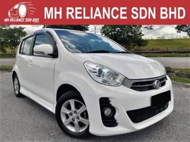 2014 Perodua MYVI 1.3 (A) SE FREE 2 YEARS WARRANTY
