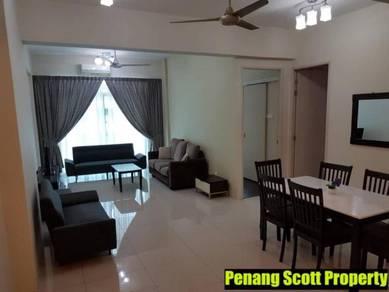 [RARE IN MARKET] The Oasis for Rent Gelugor NB Penang Bridge/Tesco/USM