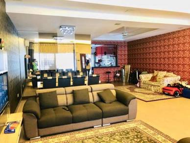 Double Storey Terrace, PARTLY FURNISHED, Bandar Nusaputra, Puchong