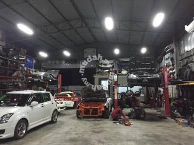 Car Foreman / Mechanic