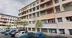 Rampai Idaman Apartment, Prima Damasara ( Bawah Sekali )
