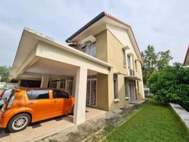 [ Murah + Facing Open ] Rumah Teres End Lot Presint 14 Putrajaya