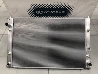 Koyo Koyorad Aluminium Radiator Honda Civic FC 1.5