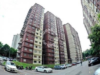 Cemara apartment, bandar sri permaisuri, cheras, bumi lot