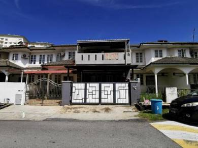 Cantik!!! fully renovated & extended double storey house for sale