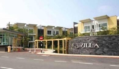 20% Below Market Value: 3-sty Townhse Aquavilla Seksyen 7 Shah Alam