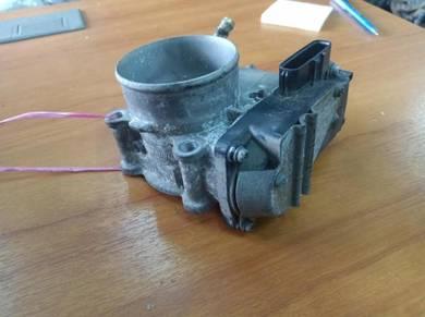 Throttle body 4g69 mivec for lancer gt 4b11 4b12