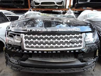 Range Rover Vogue 5.0 Supercharge Engine Gearbox
