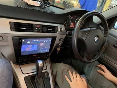 """BMW e90 9""""android player"""