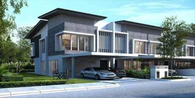 New project 2sty terrace house spacious kajang selangor