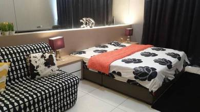 M Suites Ampang Studio 1R/1B [ Fully Furnished !!] at Jalan Ampang, KL