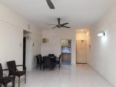 Anjung hijau greenfield apartment biggest 3bed unit (fully) rent+++