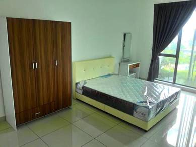 Master room next to MRT station. Rental include utilities