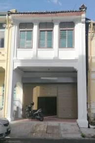Georgetown, off Jalan Dato Keramat, Jalan Macalister 2 Storey Shop