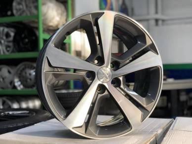 Original 17 inch Peugeot 308 Rim 407 508 5008