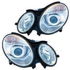 MERCEDES-BENZ E-CLASS W211 03-07Y Headlight