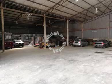 Single storey warehouse Balakong Selangor