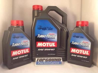 MOTUL TEKMA TURBO POWER 15W40 Diesel Engine Oil