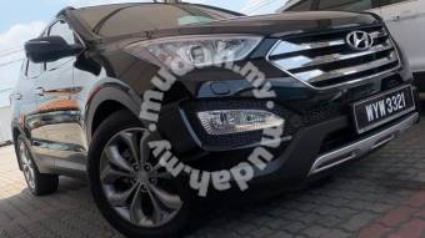 Hyundai Santa Fe 2.4 Panoramic Sunroof Premium SE
