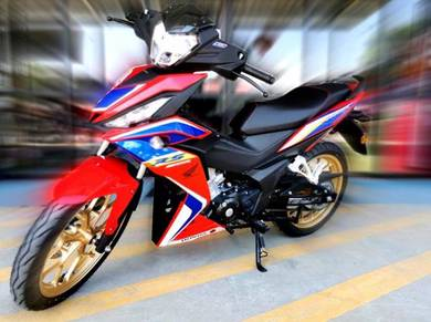Honda RS150r ready stock