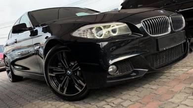 BMW 520i M-Sport Twin Turbo Year Made 2013