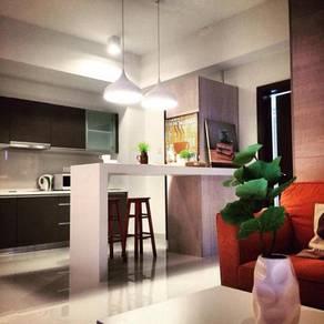 Regalia Residence | KL City | Fully Furnished Bedroom