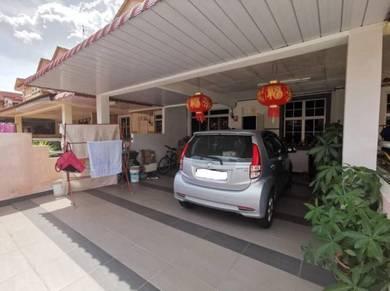 2-Storey Terrace G&G Renovated Fully Extended Bandar Laguna Merbok