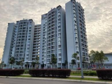 RUMAH BARU + FURNISH ! Danau Perintis Apartment Puncak Alam TERMURAH