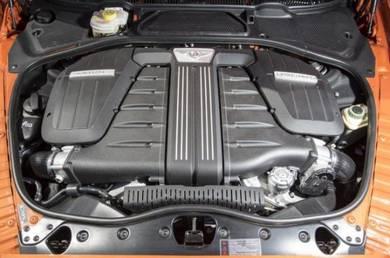 Bentley Flying Spur 6.0 V12 ENGINE GEAR BOX