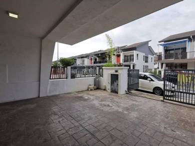 Rawang country homes btp m residence 1 4r5b double storey for sale