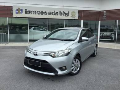 2014 Toyota VIOS 1.5 J (A)
