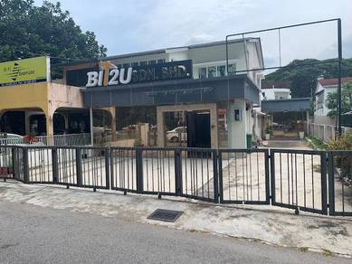 Double Storey Commercial Semi D , Greenlane Main Road ,Fully Renovated