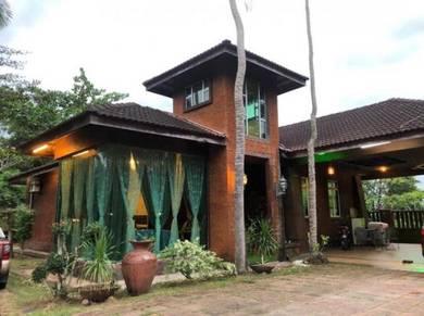 Banglo TJG Bendahara, Alor Setar
