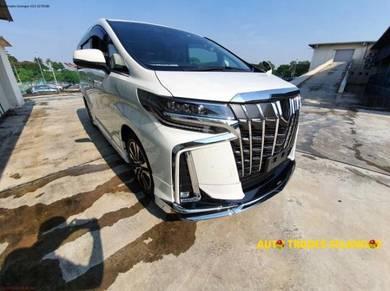 2018 Toyota ALPHARD 2.5 SC NFL MODELISTA