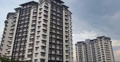 BELOW MKT VALUE Lagoon Suites Condo Kota Kemuning Bukit Rimau