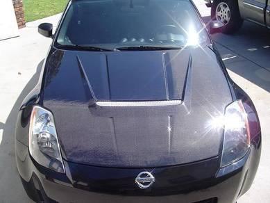 Nissan Fairlady Z33 350Z carbon Bonnet Hood