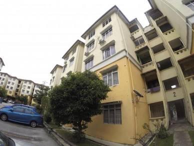 Ground floor - 4bilik 2CP sri baiduri apartment ukay perdana ampang