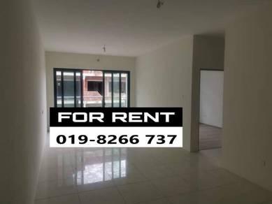 Corner Unit P Residence Condominium At Batu Kawa
