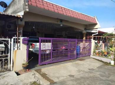 Single Storey Terrace at Taman Marida Senawang For Sale