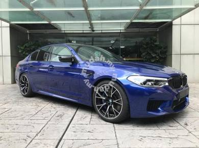 2018 Bmw M5 COMPETITION 4.4 BOWER & WILKINS 625 HP
