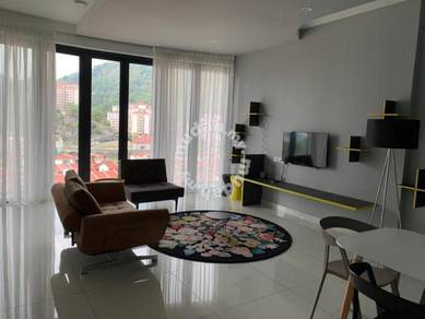 Arte S Opp USM 1428sf 3-Rooms 2-Carparks FULLY RENOVATED + FURNISHED