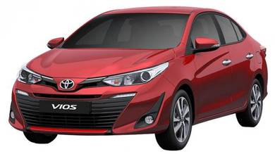 Toyota Vios 1.5(A) New, Clean & Sanitized